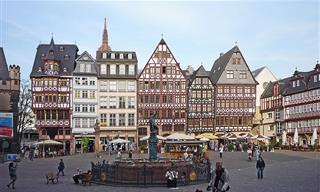 9 אתרים יפהפיים שכדאי שתכירו בפרנקפורט וסביבתה