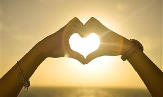 20 ציטוטים על אהבה עצמית