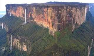 הר רוריימה - הטבע במלוא תפארתו!