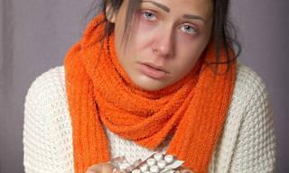 10 הרגלים רעים שאתם צריכים להיפטר מהם כדי לצמצם את הסיכון שתחלו בשפעת החורף