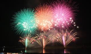 פסטיבלי זיקוקי די-נור מיפן שמביאים את מופע הנפץ והאור לשיא