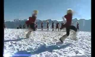 לזגינקה - אמנות הריקוד הקווקזי