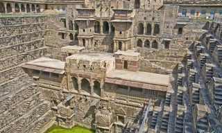 צ'אנד באורי - באר המדרגות של הודו