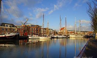 10 כפרים, עיירות ומקומות קטנים ומומלצים בהולנד