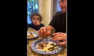 הרעיון החכם של אבא: סרטון מצחיק על בעיה שכל הורה מכיר!