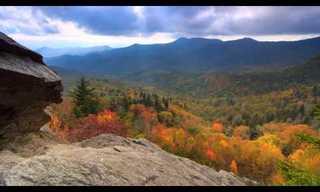 סתיו בהרים - סרטון טבע מרהיב!