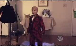 משגיח מלמעלה - ילד עושה טוב לאחר מותו