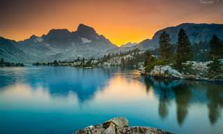 17 תמונות הטבע והנוף היפות ביותר ממדינת קליפורניה