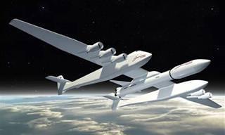 מטוס הסטראטולאנץ' הייחודי שיטיס אתכם ביום מן הימים לחלל