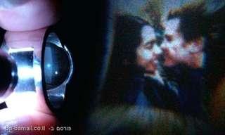 טבעת הנישואין הכי רומנטית בעולם!