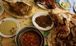 5 מתכונים טעימים ועשירים מהמטבח התימני