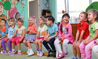 יום הולדת בריא בגני הילדים