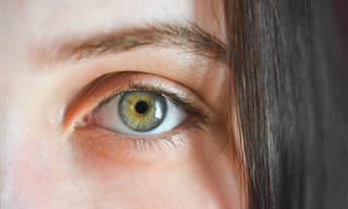 7 נקודות לחיצה לשיפור הראייה