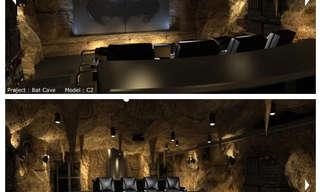 חדרי קולנוע ביתי מדהימים!