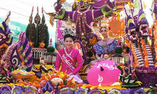 8 פסטיבלים פרחוניים ומלאי צבע מרחבי העולם