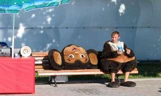 תמונות מוזרות מרוסיה - קורע!!