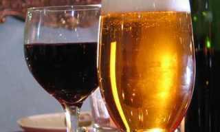 10 עובדות מעניינות על יין ובירה