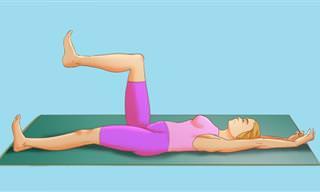 7 תנוחות יוגה שמסייעות להירגע ומחזקות את הגוף