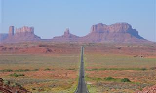 8 כבישים מדהימים מרחבי העולם