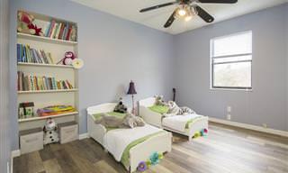 5 טיפים לעיצוב חדר הילדים המושלם