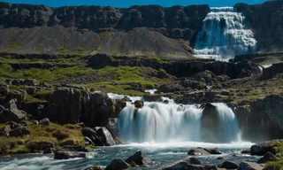 איסלנד - מסע בארץ המפלים