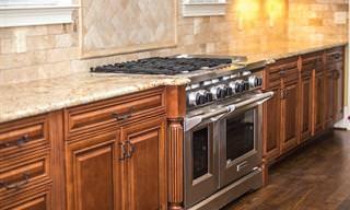 שיטה לניקוי תנור ב-8 שלבים בלבד!