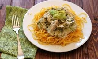 מתכוני פסטה מירקות - בריא וטעים