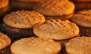 מתכון קל ופשוט לעוגיות בוטנים מעלפות!