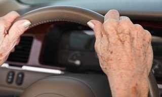 טיפים לנהיגה בגיל הזהב - שווים זהב!