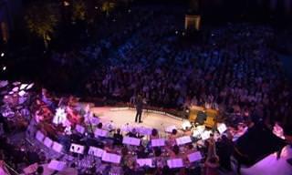 אנדרה ריו במיטבו: קונצרט מופלא שכזה כבר הרבה זמן לא שמעתי!