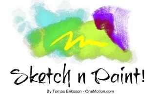 Sketch n' Paint: תוכנה ממוחשבת לציור ושרטוט
