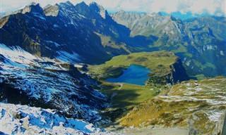 11 האזורים היפים ביותר בשווייץ