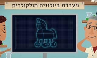 מה הקשר בין סוס טרויאני לריפוי הסרטן? התשובה בסרטון הבא...