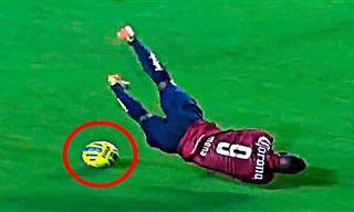 גם למקצוענים זה יכול לקרות - צפו בפספוסי כדורגל קורעים!