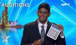 המחשבון האנושי: נער מוכשר בן 15 שמצליח להביס את המחשב!
