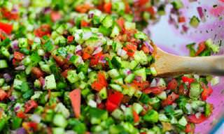 8 שילובי מזון טעימים לבריאות שיא