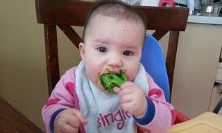 מאכלים שמסוכן לתת לתינוקות בשנות חייהם הראשונות
