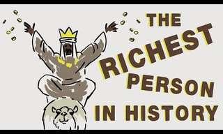 מוסא קייטה - סיפורו של האיש העשיר ביותר בהיסטוריה