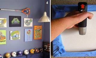 10 דרכים מקוריות למחזר חולצות ישנות