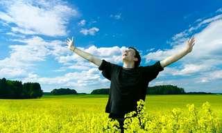 11 דרכים להגברת רמת האושר שלכם
