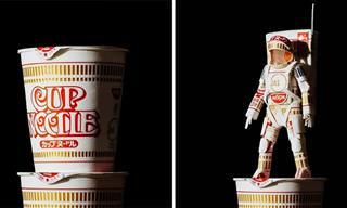 15 יצירות אמנות שלא תאמינו שנעשו מקופסאות קרטון