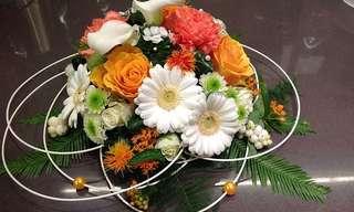 אוסף מדריכים לשזירת פרחים מופלאים