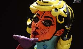 פסטיבל ציורי הגוף הבינלאומי
