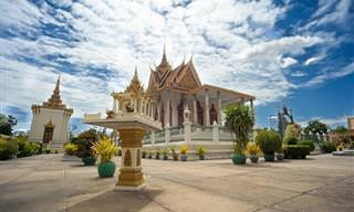 10 אתרים מומלצים לביקור למטיילים בקמבודיה