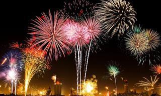 24 שירים לכבוד השנה האזרחית החדשה