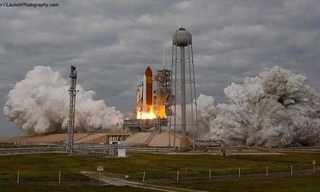 רגע האמת: חלליות בזמן שיגור!