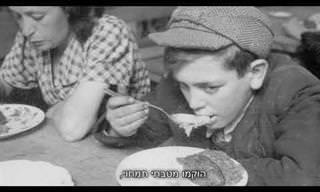 מרתק ומצמרר: כך נראו חיי היומיום של היהודים בגטו לודז'