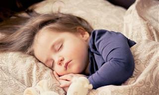 8 יתרונות של שינה מספקת אצל ילדים