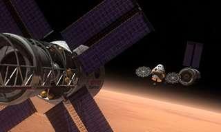 להגיע למאדים תוך עשור