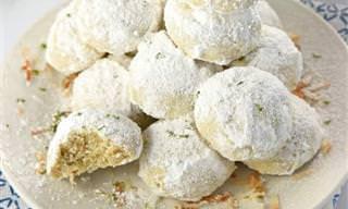 מתכון לעוגיות רכות וטעימות בתוספת קוקוס וליים
